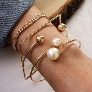 VIVA | Geometric Decor Bracelets 4 pieces